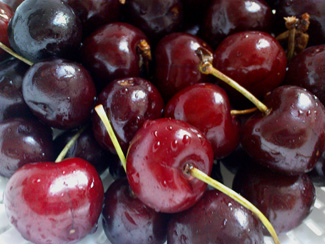 Hooray!  It\'s cherry season!