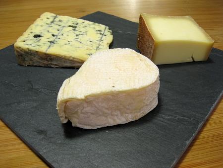 Feuille du Limousin, Bleu d'Auvergne, Abondance