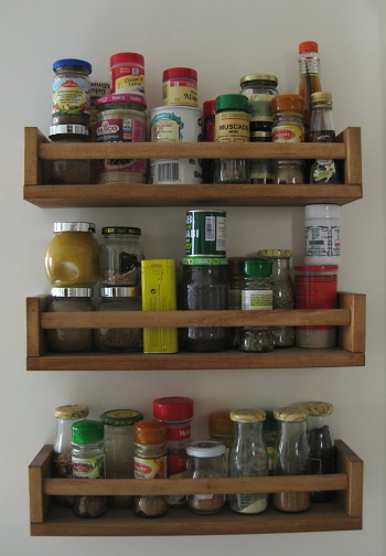 My spice rack
