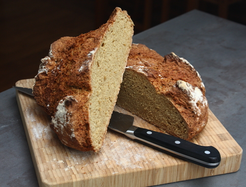 soda bread from Super Natural Every Day